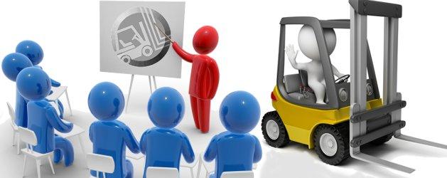 Corso di aggiornamento per la conduzione dei carrelli elevatori
