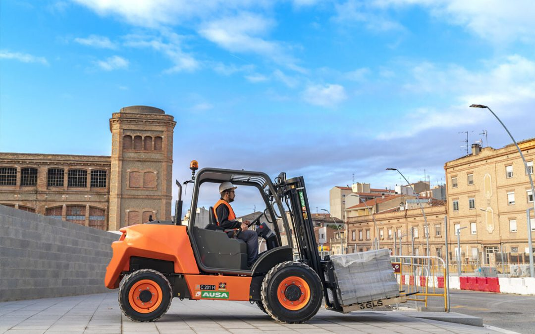 AUSA lancia il nuovo carrello urbano C201H